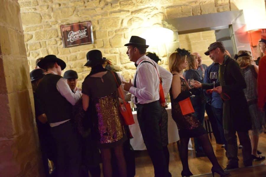 FOTOS: El Carnaval del Vino de Haro viajó en el Orient Express 25