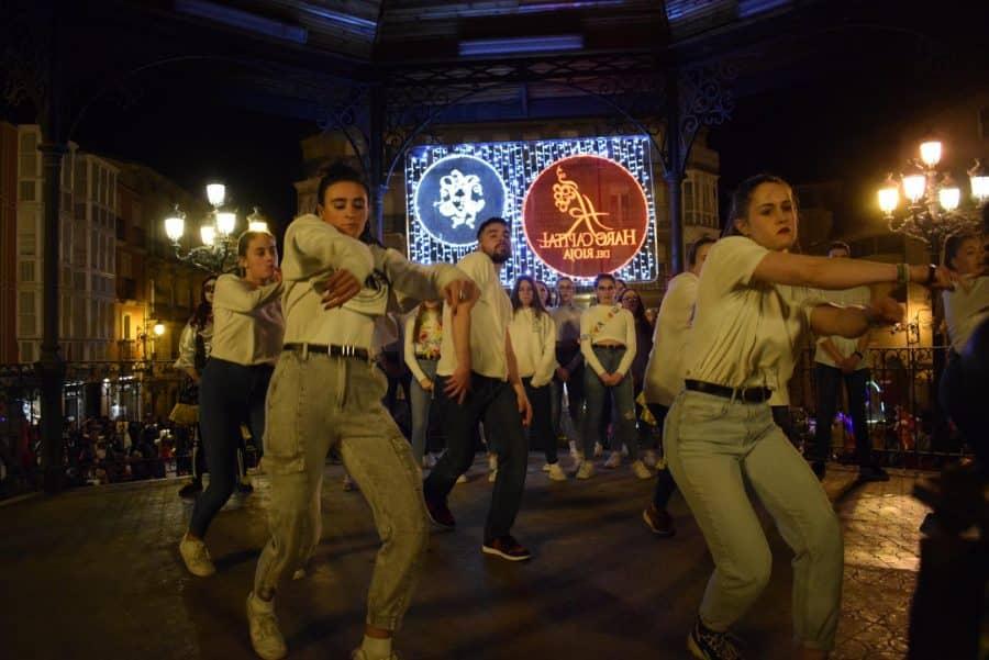 FOTOS: El Carnaval Popular de Haro más multitudinario 4