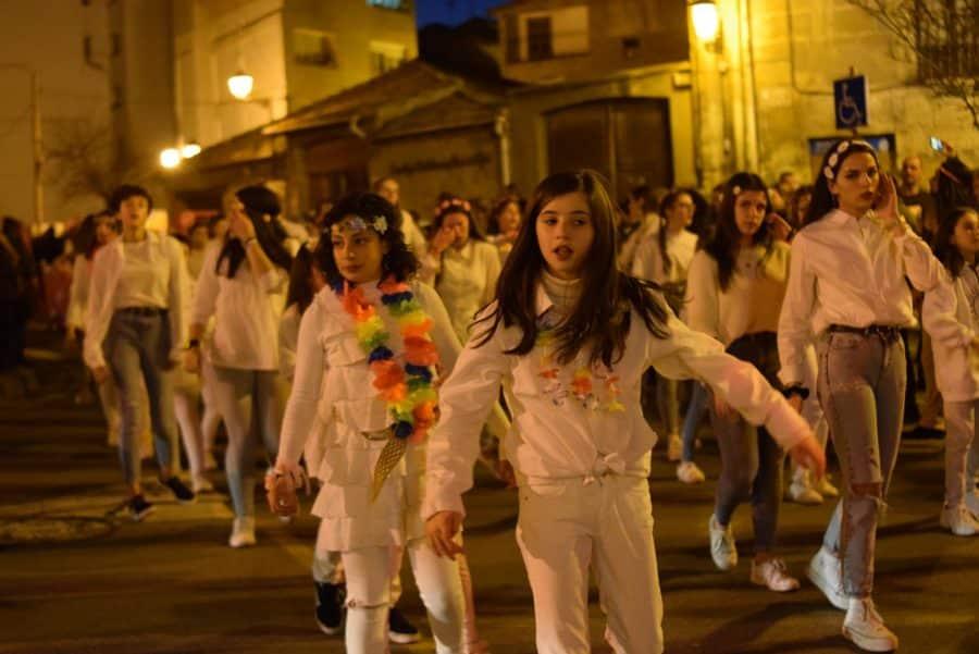 FOTOS: El Carnaval Popular de Haro más multitudinario 9