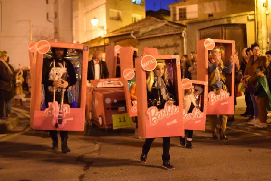 FOTOS: El Carnaval Popular de Haro más multitudinario 10