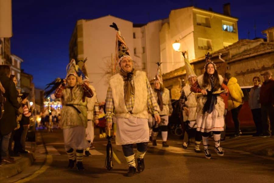 FOTOS: El Carnaval Popular de Haro más multitudinario 13