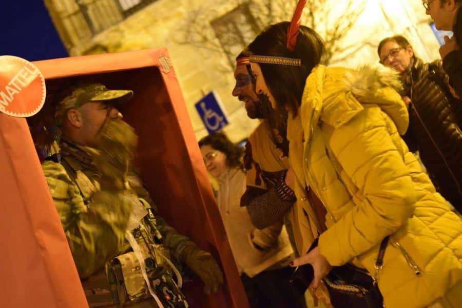 FOTOS: El Carnaval Popular de Haro más multitudinario 14