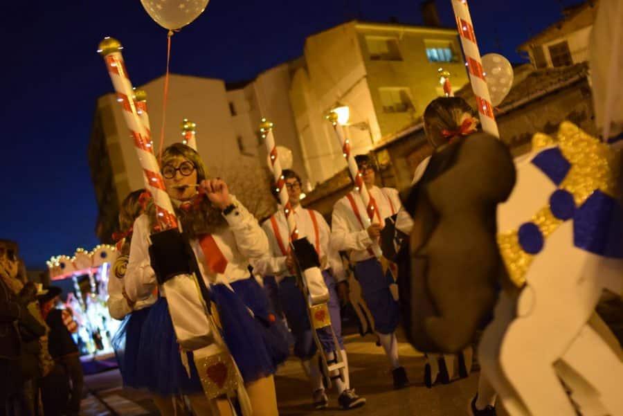FOTOS: El Carnaval Popular de Haro más multitudinario 15