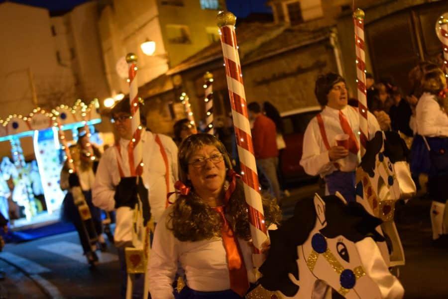 FOTOS: El Carnaval Popular de Haro más multitudinario 16