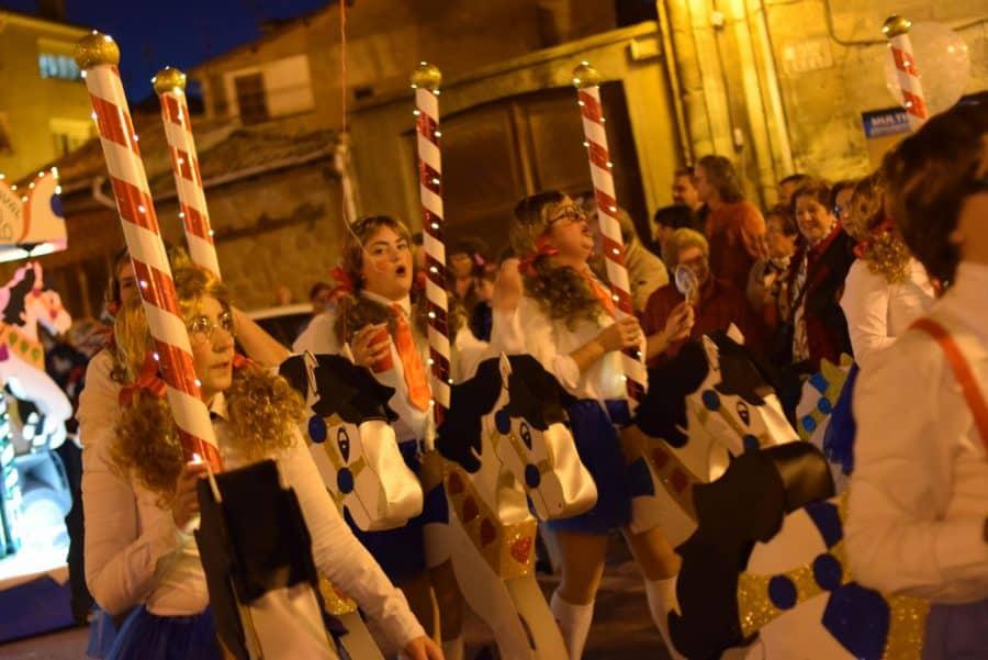 FOTOS: El Carnaval Popular de Haro más multitudinario 17