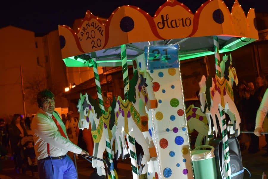FOTOS: El Carnaval Popular de Haro más multitudinario 18