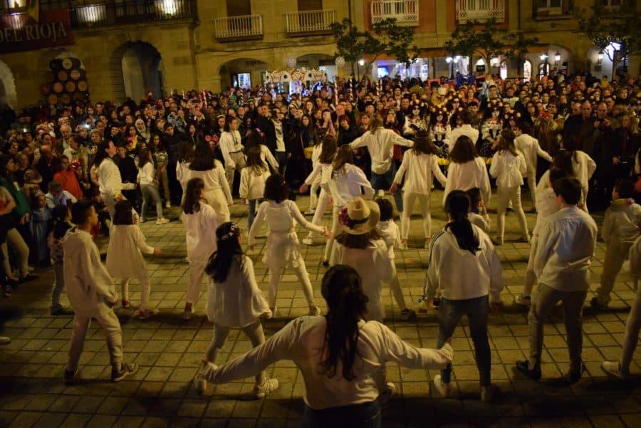 FOTOS: El Carnaval Popular de Haro más multitudinario 5