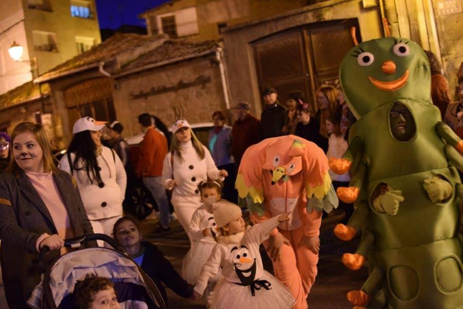 FOTOS: El Carnaval Popular de Haro más multitudinario 19