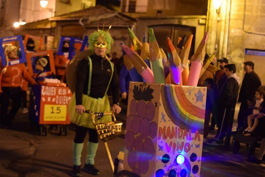 FOTOS: El Carnaval Popular de Haro más multitudinario 21