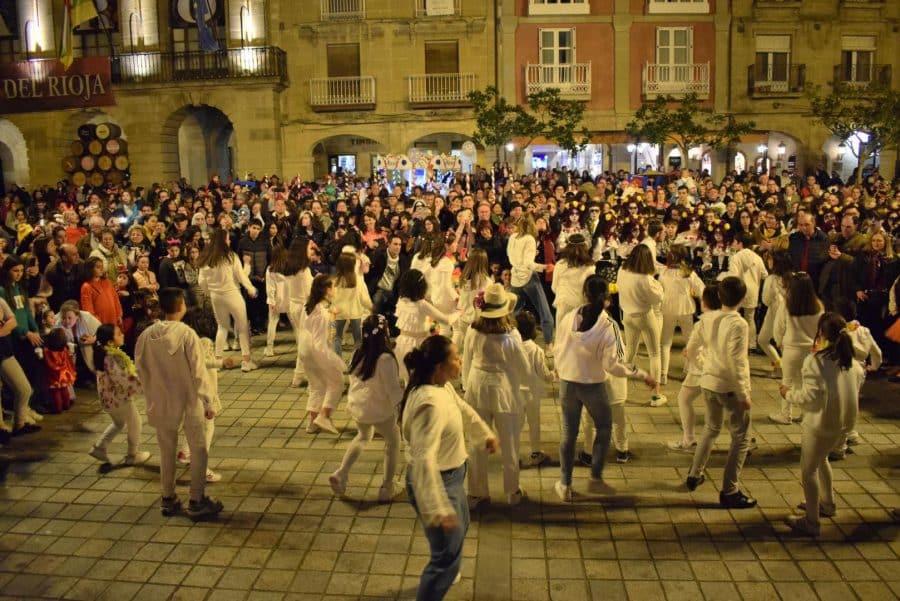 FOTOS: El Carnaval Popular de Haro más multitudinario 6
