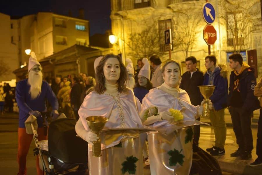 FOTOS: El Carnaval Popular de Haro más multitudinario 29