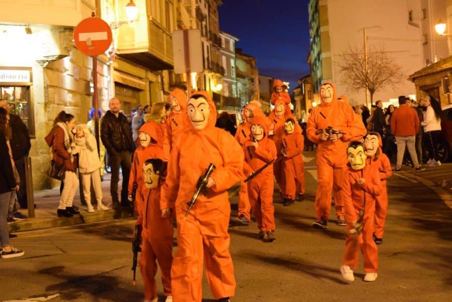 FOTOS: El Carnaval Popular de Haro más multitudinario 30
