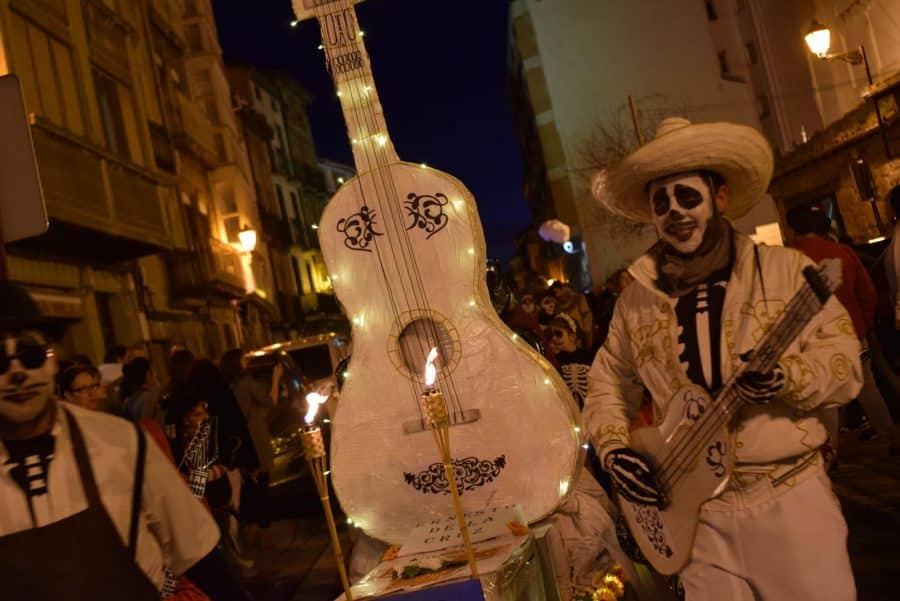 FOTOS: El Carnaval Popular de Haro más multitudinario 32