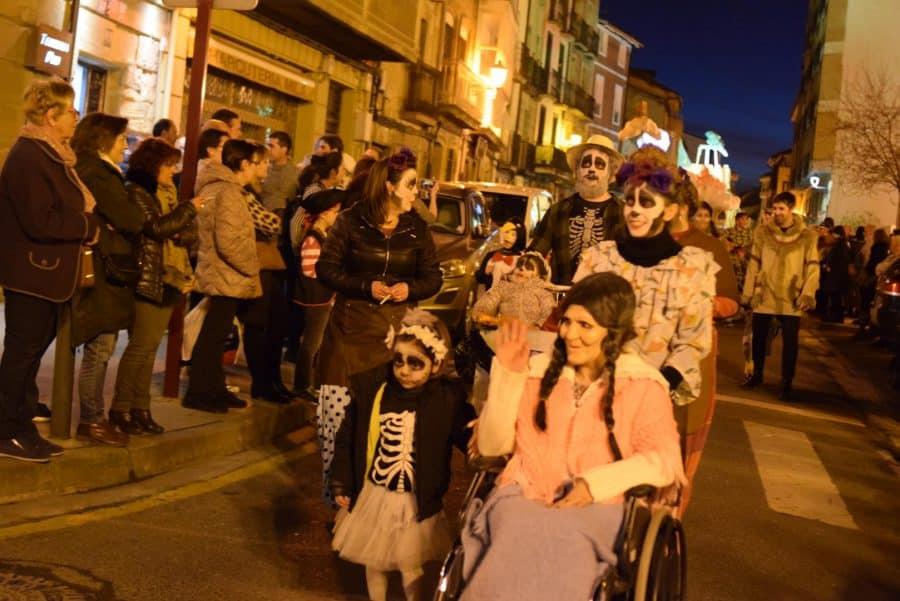 FOTOS: El Carnaval Popular de Haro más multitudinario 33