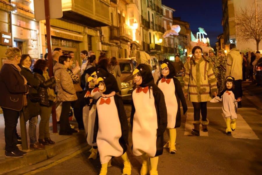 FOTOS: El Carnaval Popular de Haro más multitudinario 34