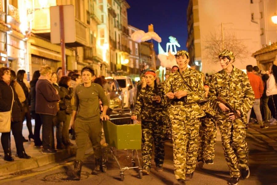 FOTOS: El Carnaval Popular de Haro más multitudinario 35