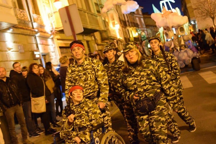 FOTOS: El Carnaval Popular de Haro más multitudinario 36