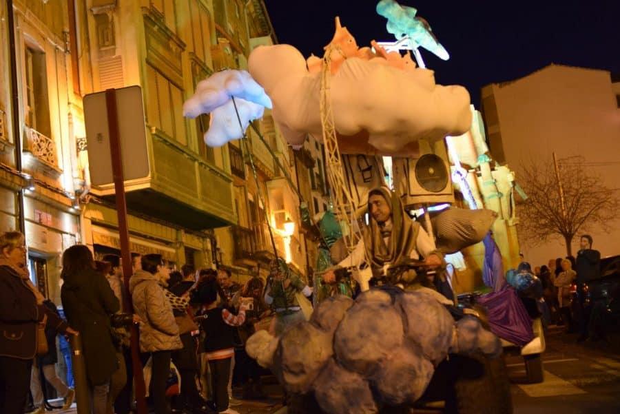 FOTOS: El Carnaval Popular de Haro más multitudinario 37