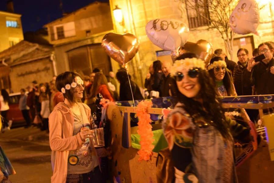 FOTOS: El Carnaval Popular de Haro más multitudinario 39