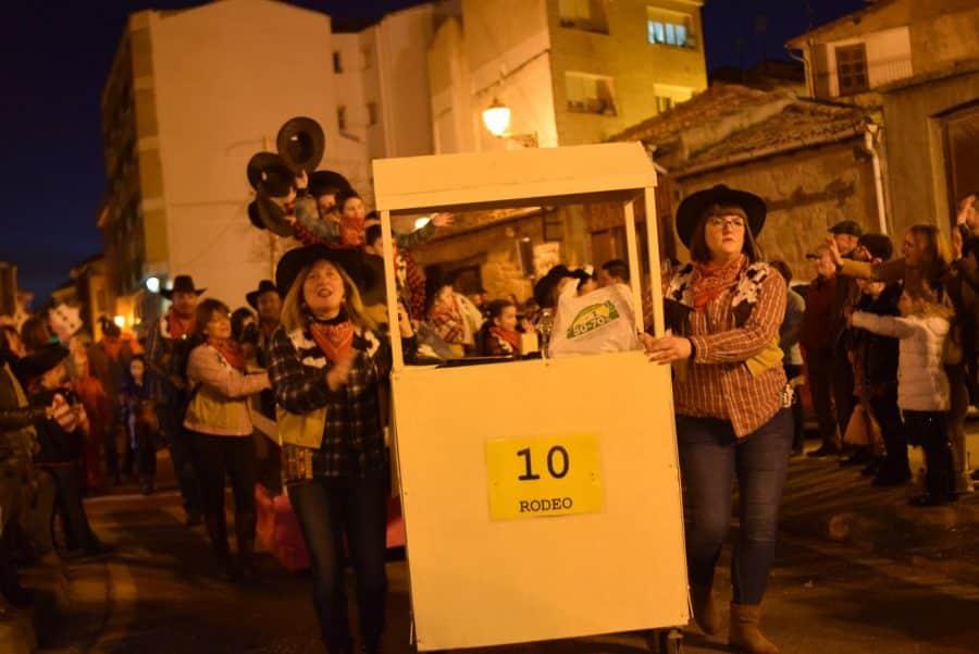 FOTOS: El Carnaval Popular de Haro más multitudinario 40