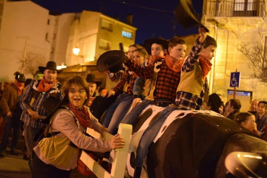 FOTOS: El Carnaval Popular de Haro más multitudinario 43
