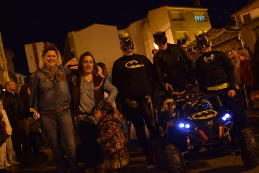 FOTOS: El Carnaval Popular de Haro más multitudinario 47
