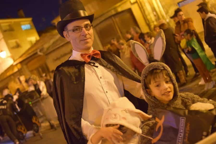 FOTOS: El Carnaval Popular de Haro más multitudinario 48