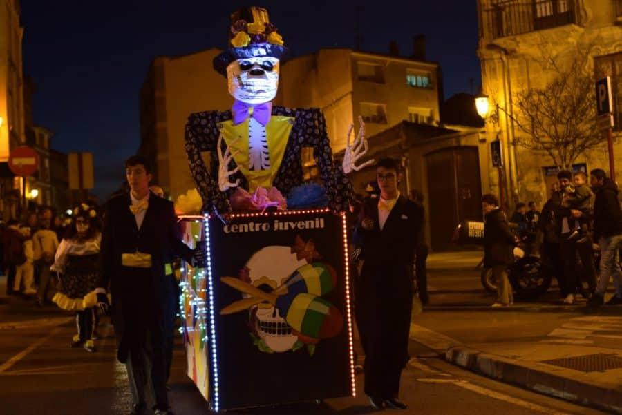 FOTOS: El Carnaval Popular de Haro más multitudinario 2
