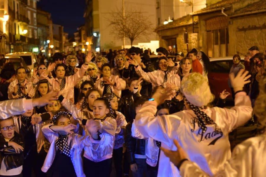 FOTOS: El Carnaval Popular de Haro más multitudinario 49