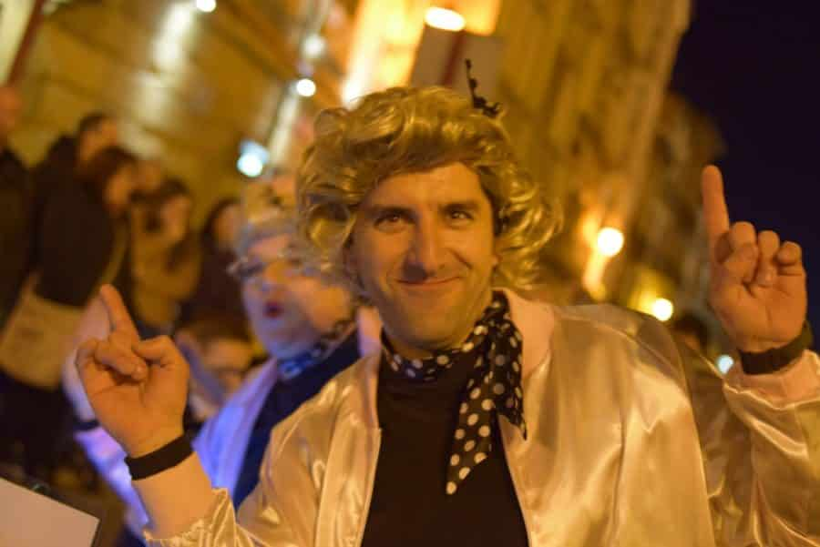 FOTOS: El Carnaval Popular de Haro más multitudinario 52