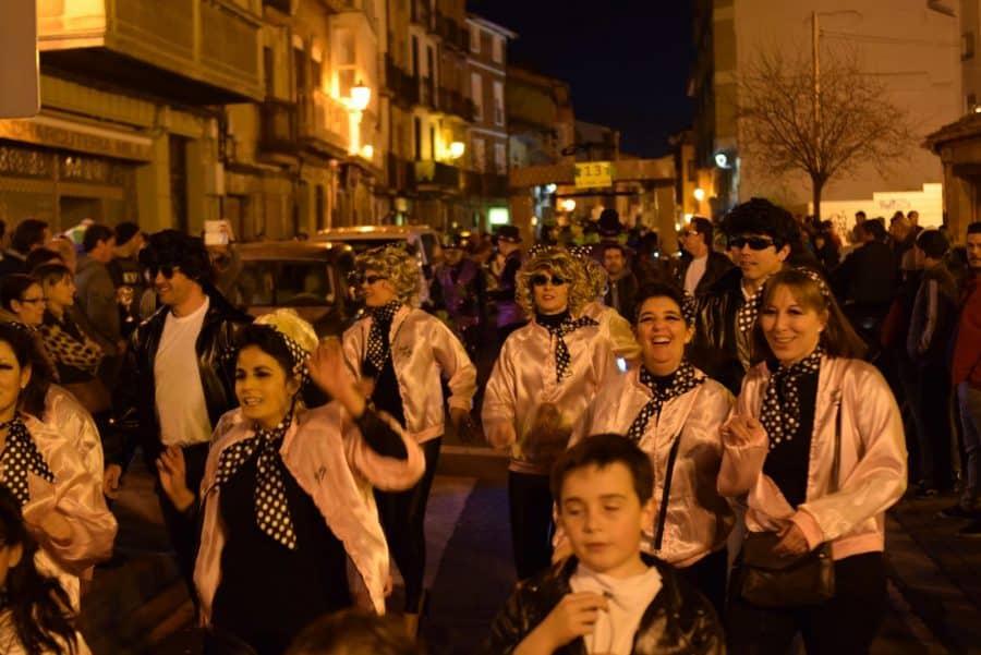 FOTOS: El Carnaval Popular de Haro más multitudinario 53