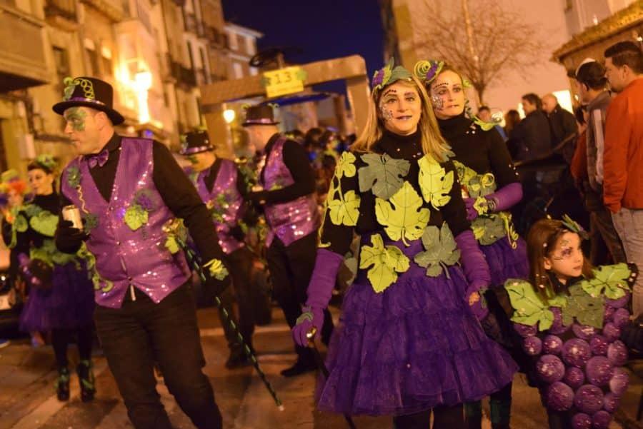 FOTOS: El Carnaval Popular de Haro más multitudinario 54