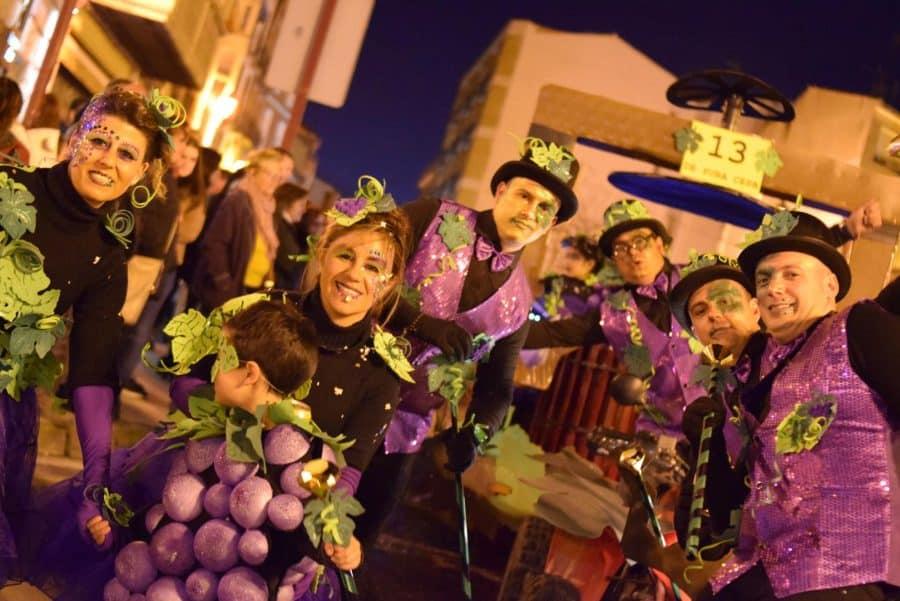 FOTOS: El Carnaval Popular de Haro más multitudinario 56