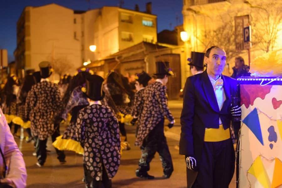 FOTOS: El Carnaval Popular de Haro más multitudinario 7