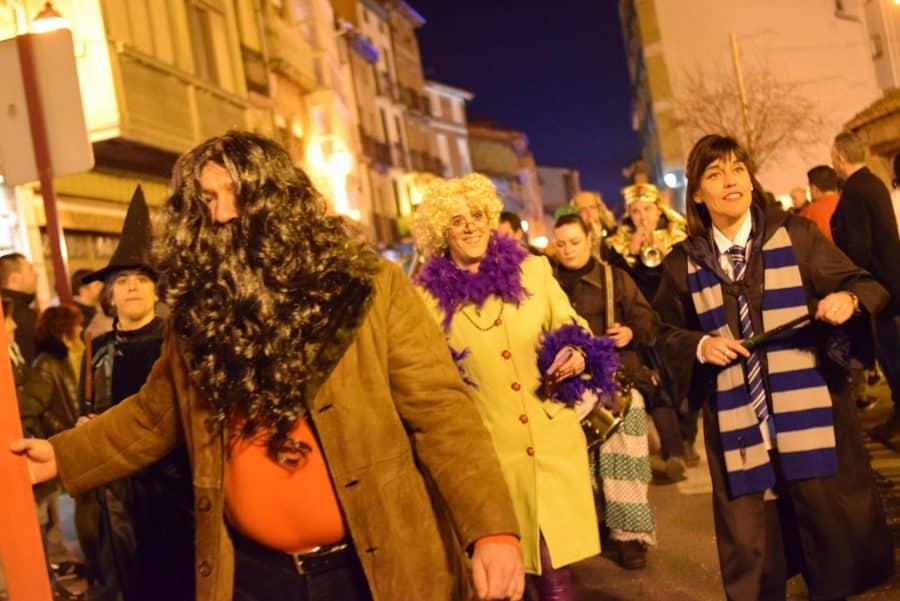 FOTOS: El Carnaval Popular de Haro más multitudinario 59