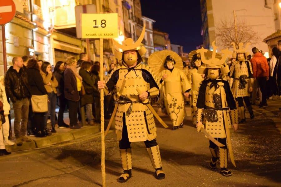 FOTOS: El Carnaval Popular de Haro más multitudinario 60
