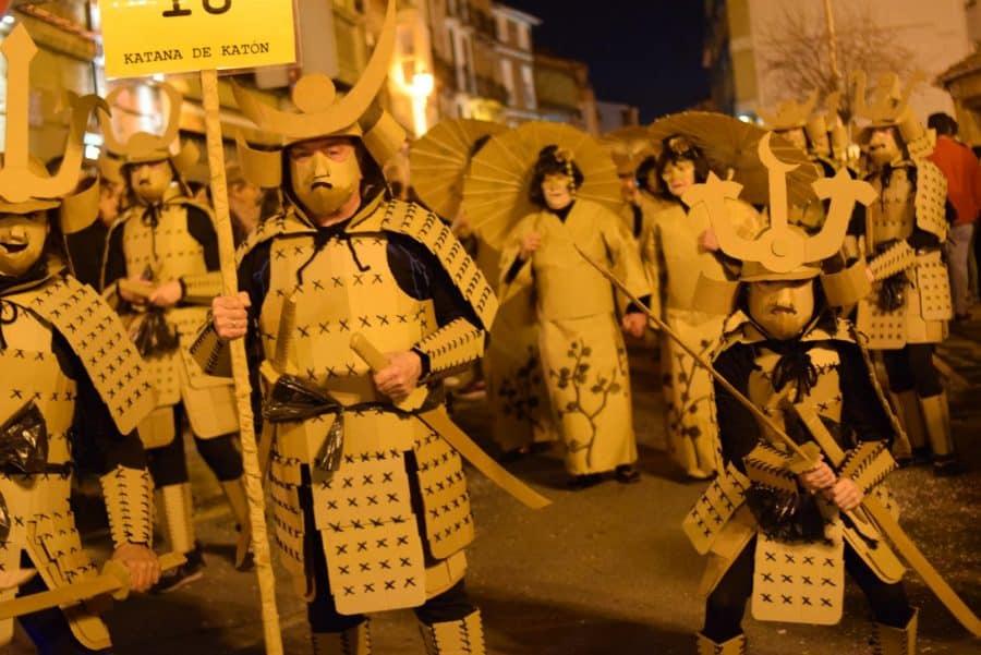 FOTOS: El Carnaval Popular de Haro más multitudinario 61