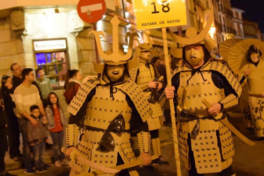 FOTOS: El Carnaval Popular de Haro más multitudinario 62