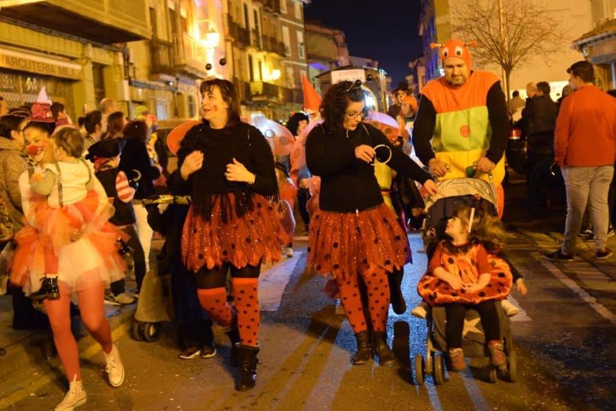 FOTOS: El Carnaval Popular de Haro más multitudinario 66