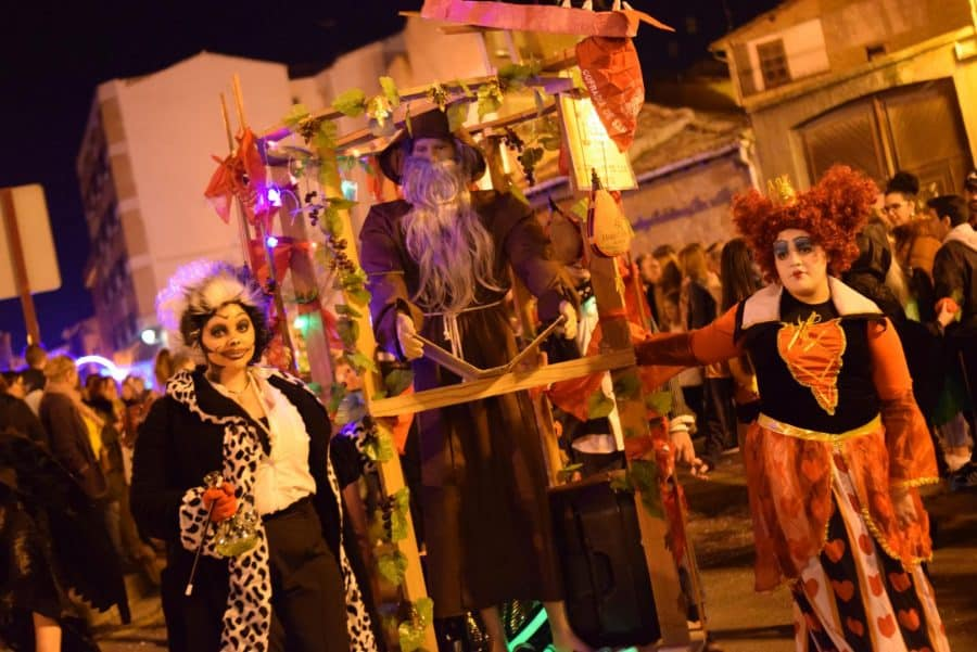FOTOS: El Carnaval Popular de Haro más multitudinario 68