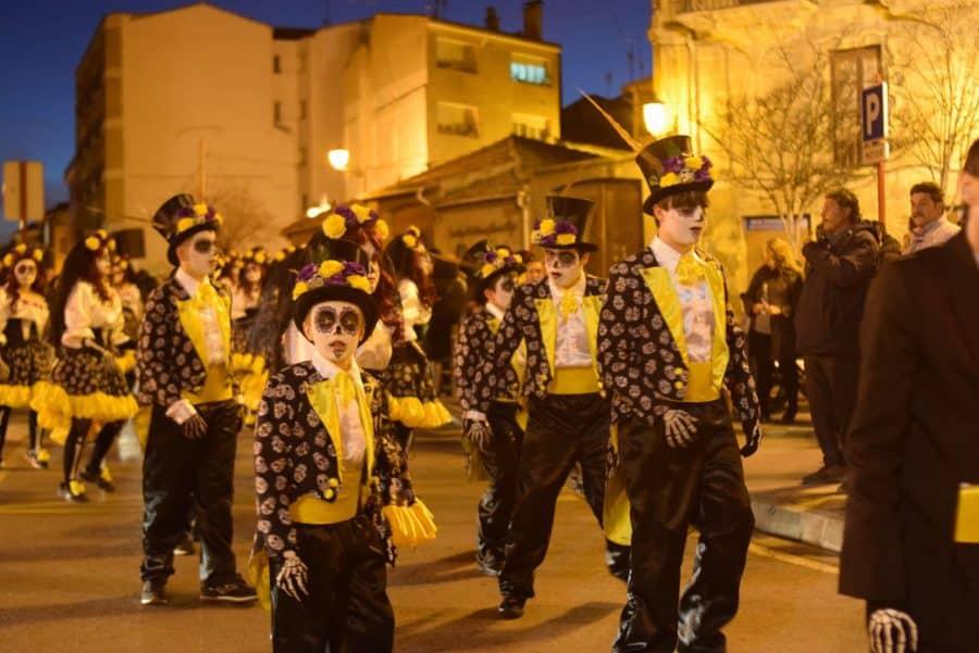 FOTOS: El Carnaval Popular de Haro más multitudinario 3