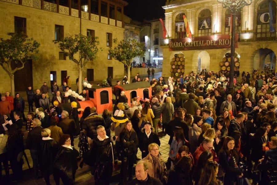 FOTOS: El Carnaval Popular de Haro más multitudinario 75