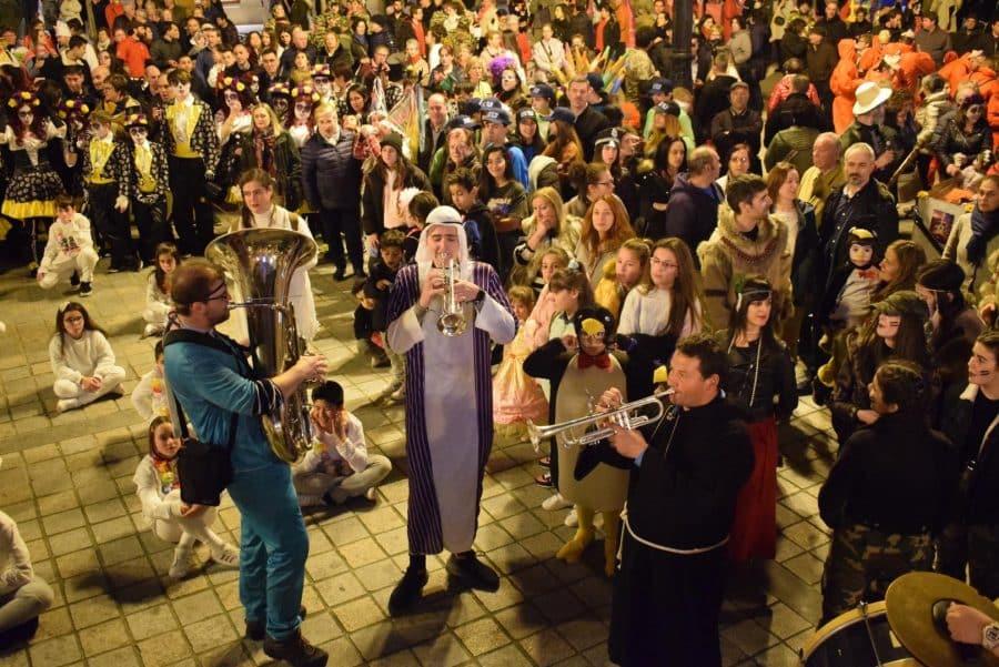 FOTOS: El Carnaval Popular de Haro más multitudinario 77