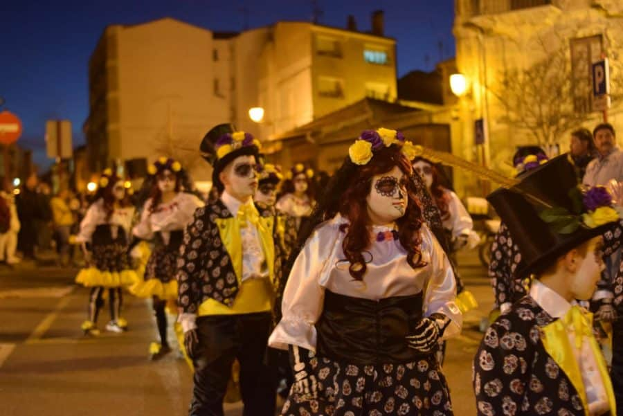 FOTOS: El Carnaval Popular de Haro más multitudinario 8