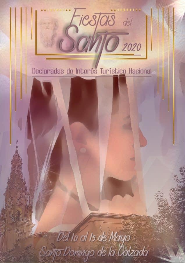 Los finalistas del concurso del cartel de las Fiestas del Santo 2020 1