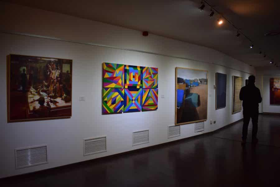 El Torreón de Haro acoge las obras del Certamen de Pintura 'Ciudad de Calahorra' 9