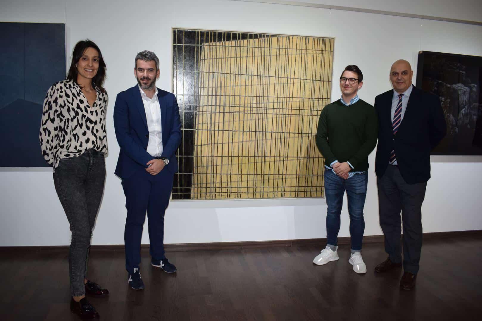 El Torreón de Haro acoge las obras del Certamen de Pintura 'Ciudad de Calahorra' 1