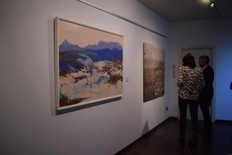El Torreón de Haro acoge las obras del Certamen de Pintura 'Ciudad de Calahorra' 3