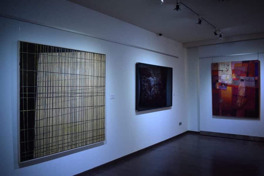 El Torreón de Haro acoge las obras del Certamen de Pintura 'Ciudad de Calahorra' 5