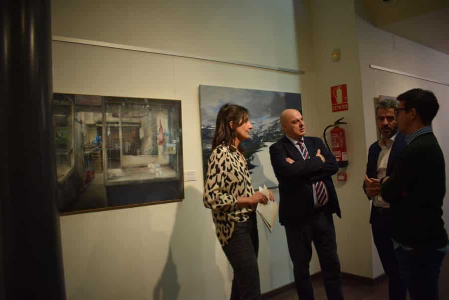 El Torreón de Haro acoge las obras del Certamen de Pintura 'Ciudad de Calahorra' 7